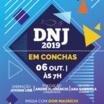 DNJ ocorrerá no início de outubro em Conchas – SP
