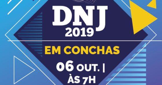 DNJ ocorrerá no início de outubro em Conchas - SP