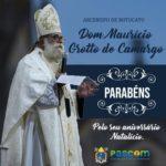 Dom Maurício comemora aniversário natalício de 62 anos