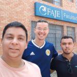 Seminaristas partilham experiência em Minas Gerais