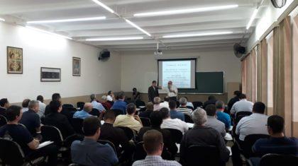 Reunião do Clero: Diretrizes Gerais da Ação Evangelizadora da Igreja no Brasil 2019-2023