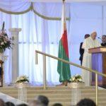 Primeiro discurso do Papa em terras malgaxe: encontro com as autoridades