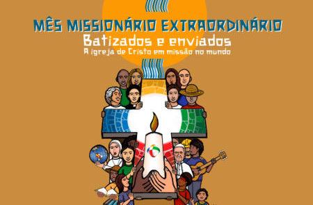 Confira a mensagem do papa Francisco para o Dia Mundial das Missões 2019