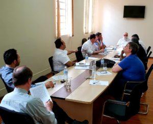 Colégio de Consultores se reuniu no último dia 19