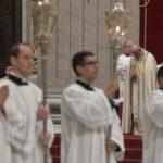 Papa abre Mês Missionário Extraordinário com a oração das Vésperas