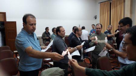 Atualização do Clero:  Reflexão sobre a formação de discípulos e missionários na Arquidiocese