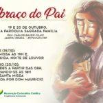 """RCC Arquidiocese de Botucatu promove """"Abraço do Pai"""" pela terceira vez"""