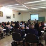 Formação: Secretárias e secretários paroquiais participam de encontro