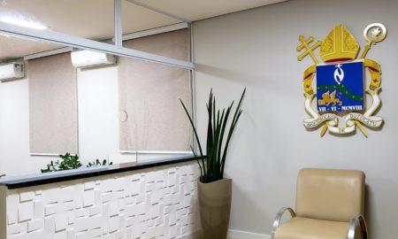 Prédio da Cúria Arquidiocesana é reaberto após reforma