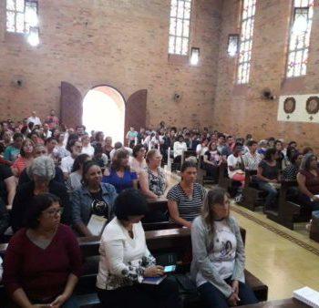 Encontro de Formação Litúrgica reuniu mais de 150 pessoas