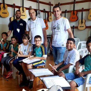 Arquidiocese recebe visita dos missionários da Fazenda da Esperança que vivem em Dombe/ Moçambique