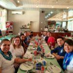 Equipe de colaboradores da Cúria e Catedral se reuniu para confraternização