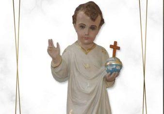 """Festa do """"Menino Deus"""" começa amanhã, 24, em Botucatu"""