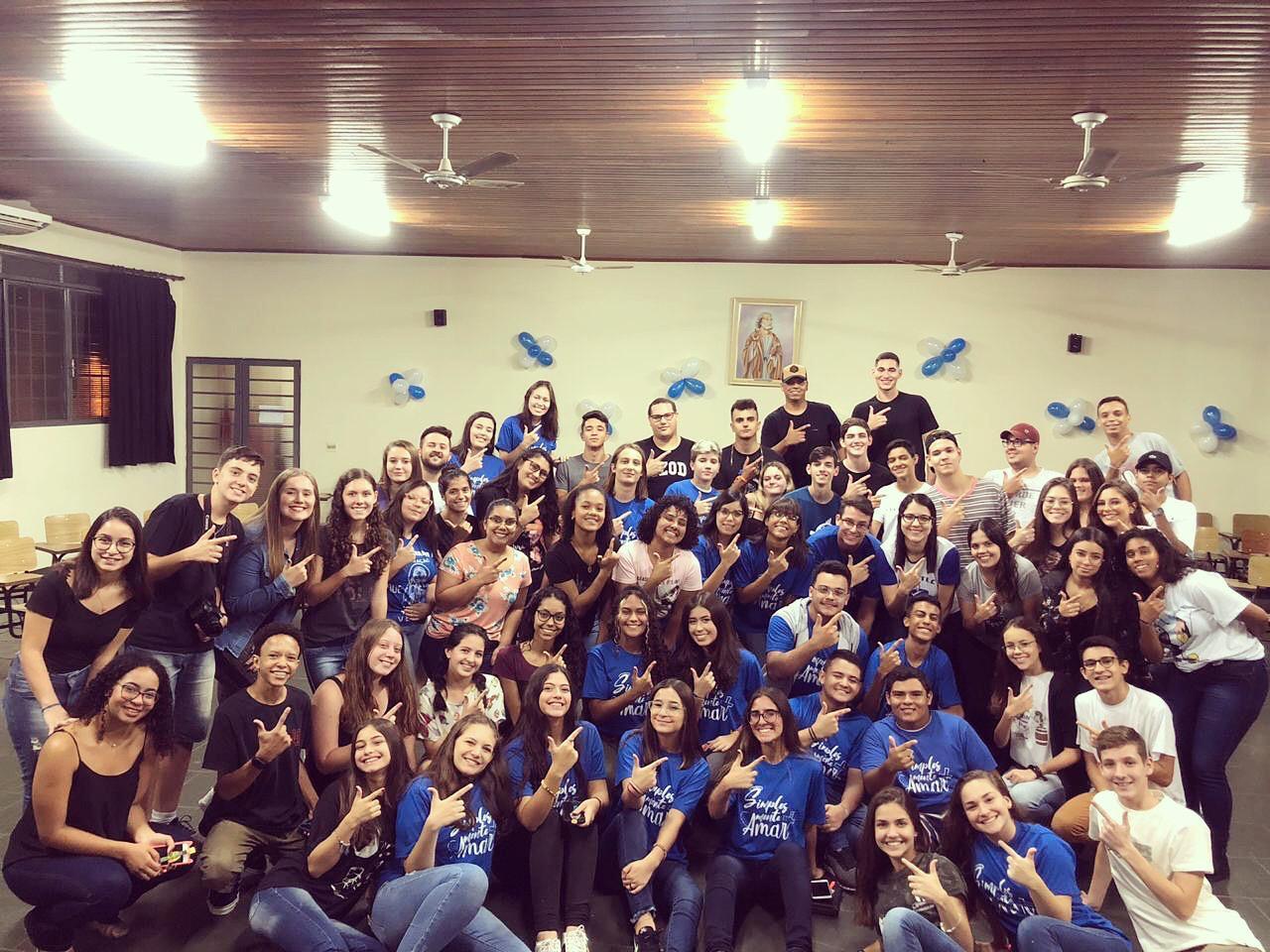Encontrão de férias do Mini TLC aconteceu em Lençóis Paulista