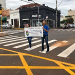 """Jovens do Mini TLC realizaram """"Pedágio"""" em Lençóis Paulista"""