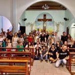 Grupo de Jovens promove encontro em São Manuel
