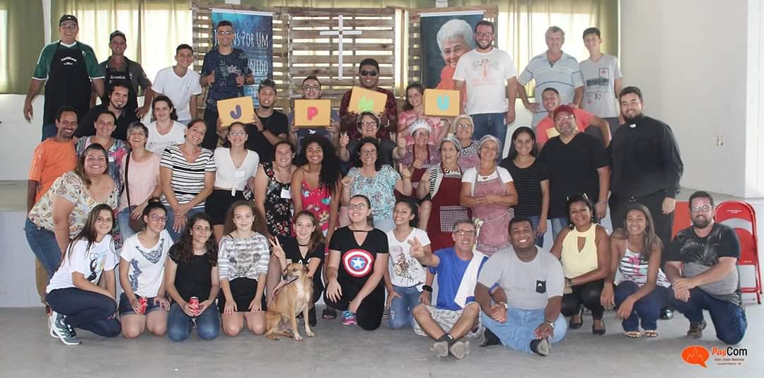 Acampa Jovem foi realizado em Laranjal Paulista