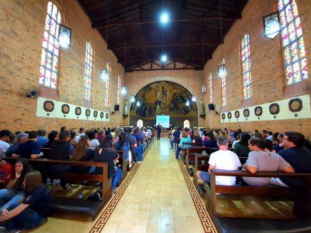 Formação: Mais de 270 leigos participaram de encontro realizado pela Catedral