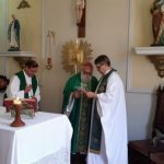 Dom Maurício deu posse ao Côn. Alberto, novo reitor do Seminário