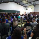 Formação do Mini TLC Avaré: Mais de 200 jovens estiveram presentes