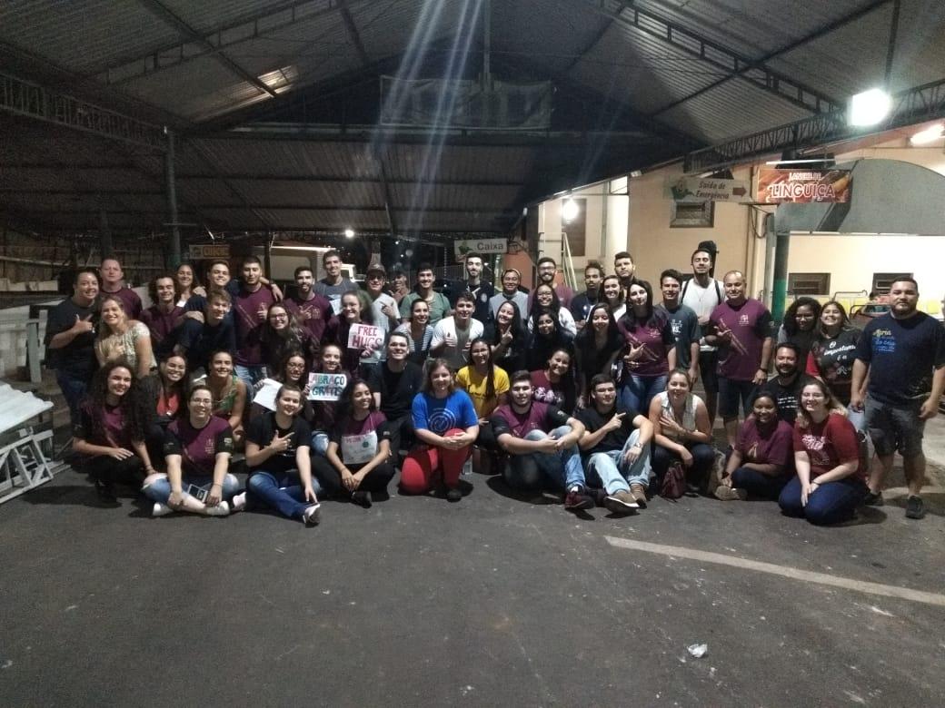 Juventude: Sinal de Unidade