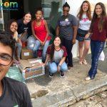 Juventude de Bofete envia um ônibus de doações as famílias de Botucatu