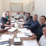 Padres da região de Lençóis Paulista se reuniram em São Manoel