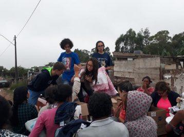 Juventude da Arquidiocese se mobiliza para Gesto Concreto durante a Quaresma