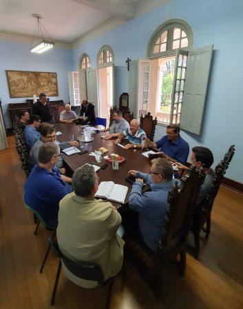 Região Pastoral de Botucatu elege Côn. Alberto como novo coordenador