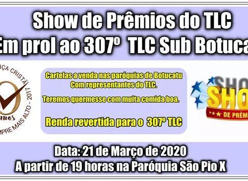"""TLC realizará """"Show de Prêmios"""" em Botucatu"""