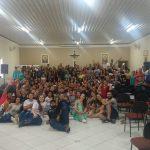 Pastoral da Juventude de Anhembi em festa