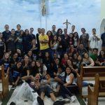 Setor Juventude: Momento de partilha e comunhão