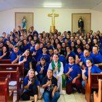 Mini TLC realiza curso na Casa Santo Inácio