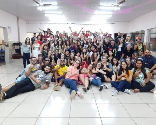 Juventude: A força do amor gera unidade