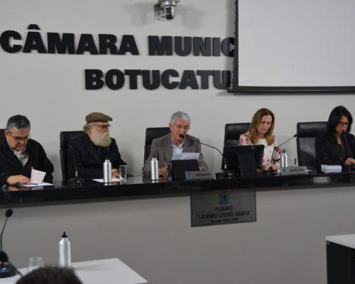 Audiência pública aborda Campanha da Fraternidade em Botucatu