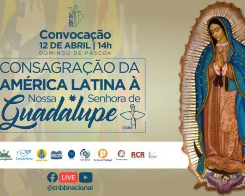 Consagração da América Latina à Nossa Senhora de Guadalupe