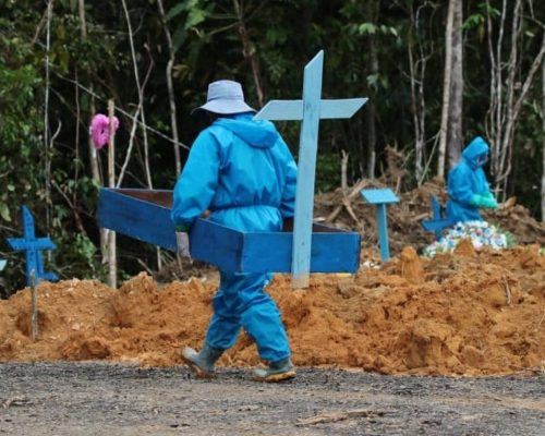 COVID-19: 65 bispos de 6 regionais da CNBB pedem atenção especial à região Amazônica