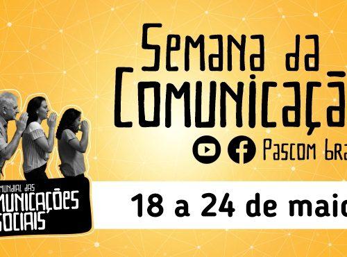 Confira a programação da Semana da Comunicação