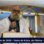 """""""Não há e nem nunca haverá poder capaz de fechar o coração de Deus para a humanidade"""", diz Dom Maurício"""