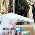 Gesto Concreto: Pastoral do Crisma realiza Drive-Thru Solidário, em Botucatu
