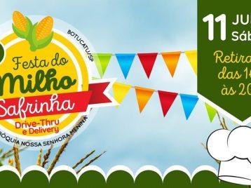 """Botucatu: Paróquia Nossa Senhora Menina divulga site para encomenda de produtos da Festa do Milho """"Safrinha"""""""