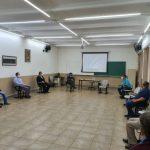 Conselho de Presbíteros se reuniu para estudo de orientação sobre flexibilização nas Paróquias da Arquidiocese; Conselho de Formação também esteve reunido