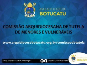 Arquidiocese de Botucatu cria Comissão de Tutela de Menores e Vulneráveis