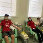 """Pastoral da Saúde da Catedral promoveu campanha """"Doe Sangue e salve uma vida"""""""