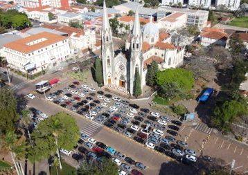 Festa de Sant'Ana foi celebrada em novo formato pela Catedral