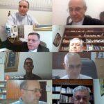 Dom Maurício participou de encontro virtual com Bispos do Regional Sul 1 da CNBB