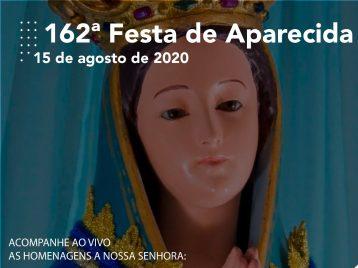 Fé e Devoção: Missas da Festa de Aparecida serão transmitidas pela página da Arquidiocese, no dia 15 de agosto