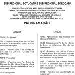 Pastoral da Saúde CNBB Regional Sul 1 – Sub regional de Botucatu e Sub regional de Sorocaba realizarão encontro online