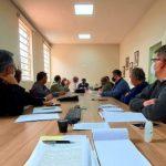 Reunião do Conselho de Presbíteros e Colégio de  Consultores