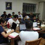 """Formação: Seminaristas estudam o """"Sermão da Montanha"""" em curso sobre o Evangelho de Mateus"""